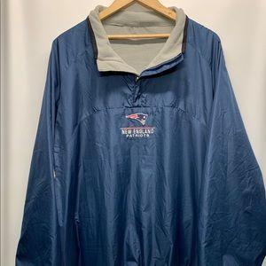 Reversible NFL New England Patriots 2XL jacket